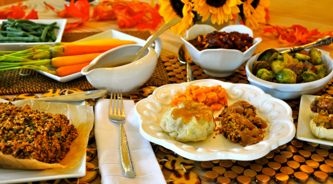 Whole Foods Vegan Thanksgiving Meal