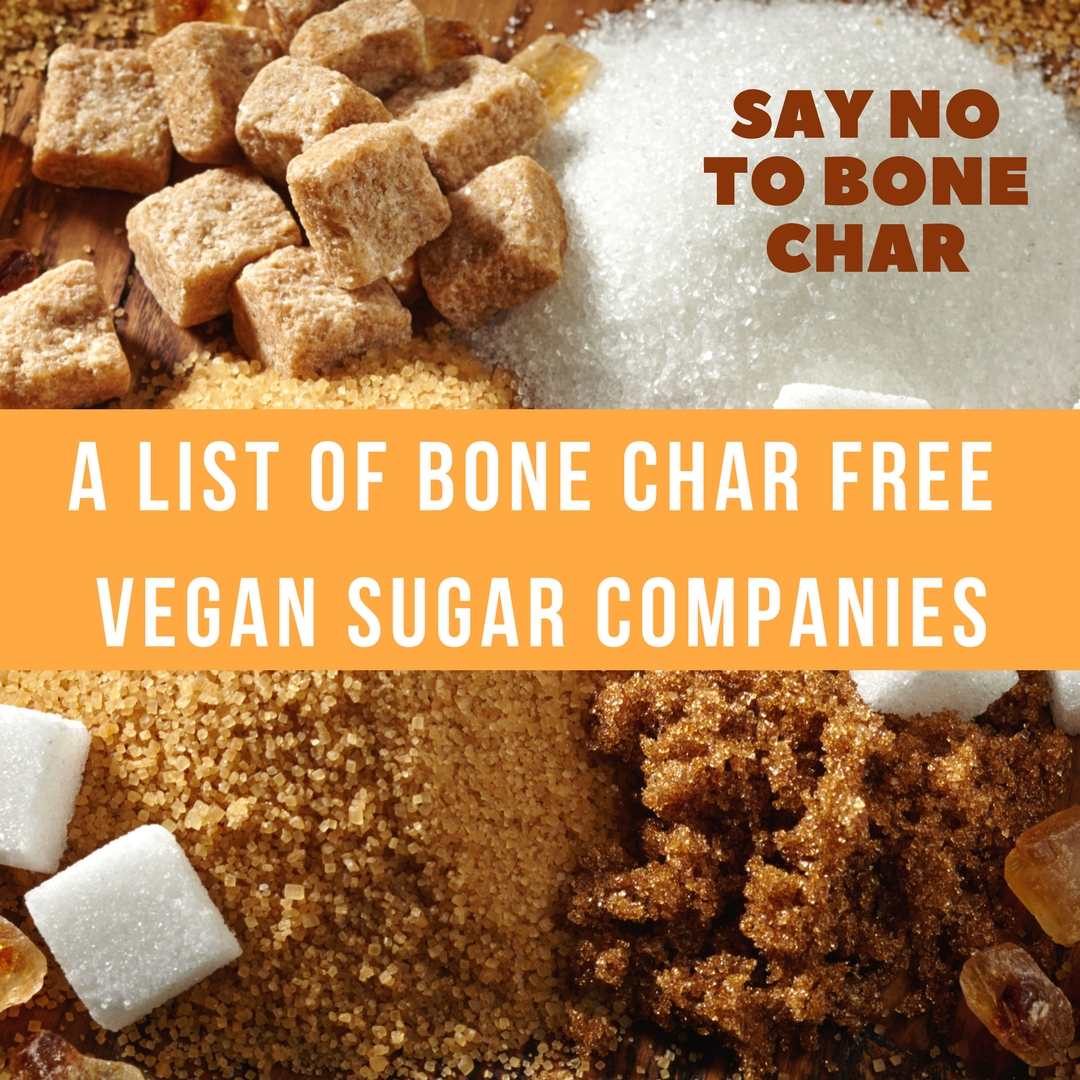 Not all sugar is vegan. Learn more about vegan sugar here. (ordinaryvegan.net)
