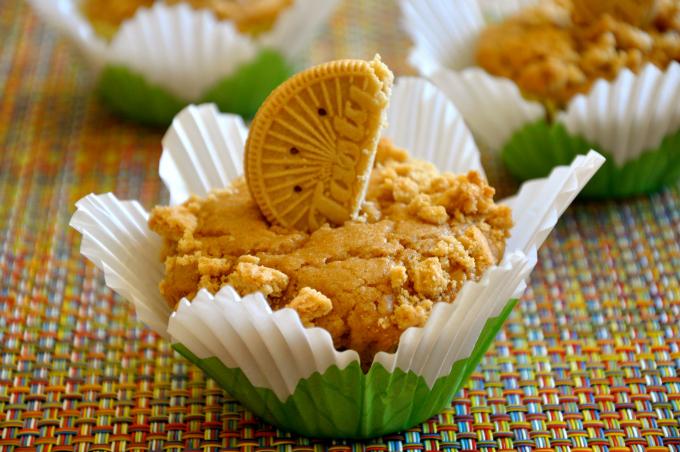 Tasty Cookie Cupcake