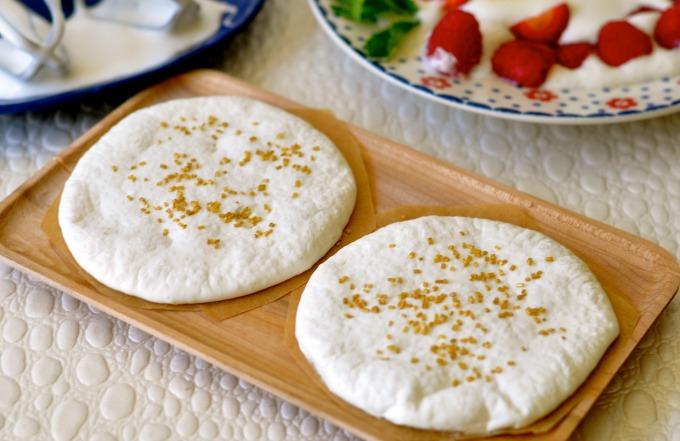 How Long To Bake Vegan Meringue