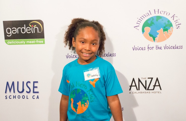 Vegan children saving the world. Watch 10-year-old Genesis Butler, give a Ted talk on why she is vegan and the correlation between food and the environment. (#vegan) ordinary vegan.net