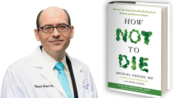 "An enlightening interview with Dr. Michael Greger on ""How Not To Die."" (#vegan) ordinaryvegan.net"
