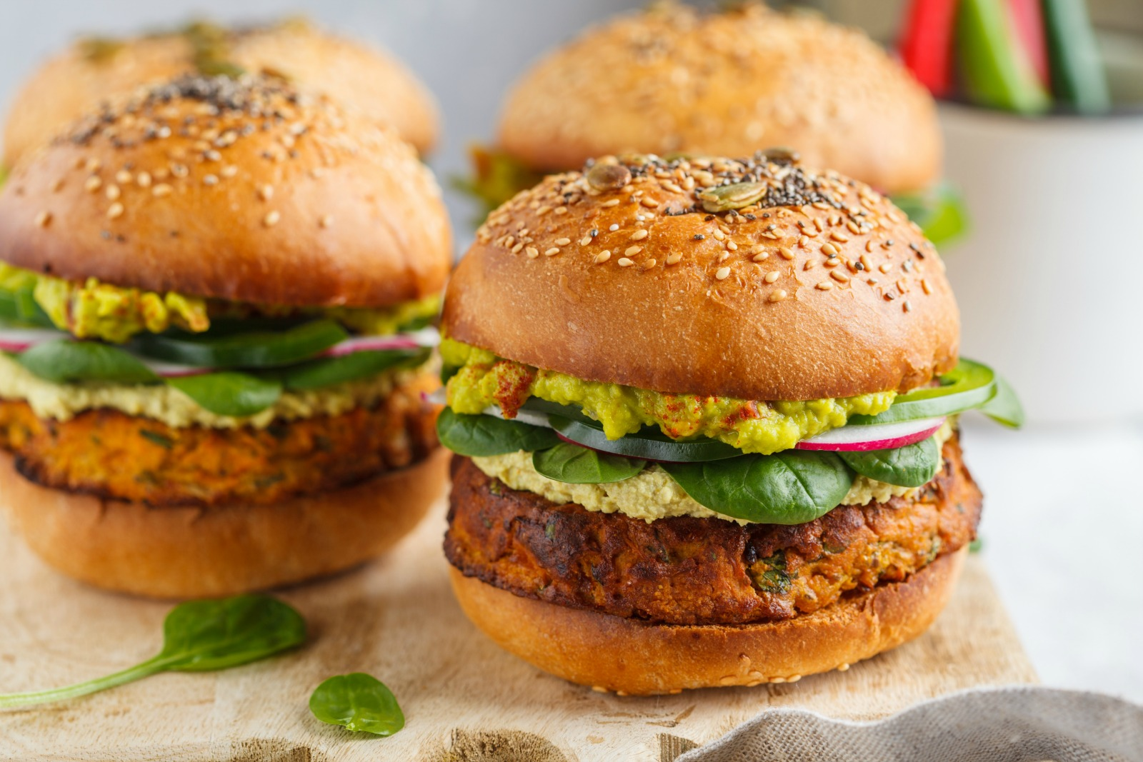 Vegan sweet potato burger with chickpeas spinach before we discuss my favorite new recipe vegan sweet potato burger i want to talk about the key ingredient sweet potatoes forumfinder Choice Image