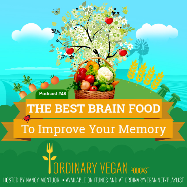 Whether you want to improve your memory during exam season, or simply stay sharp while aging, consuming the best brain food is crucial. (#vegan) ordinaryvegan.net