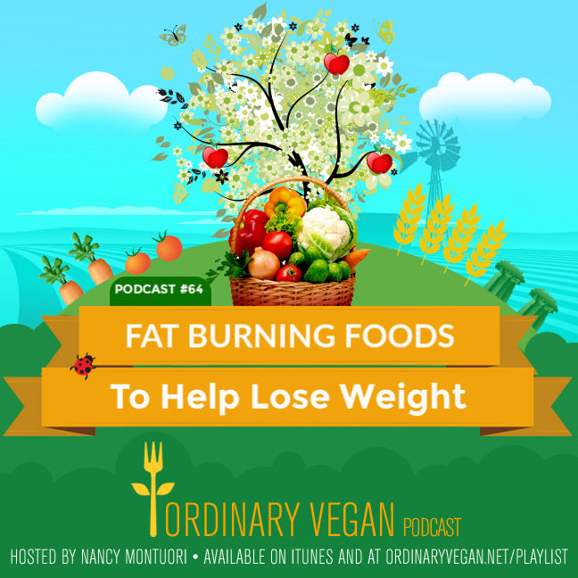 Podcast #64: Fat Burning Foods To Help Lose Weight