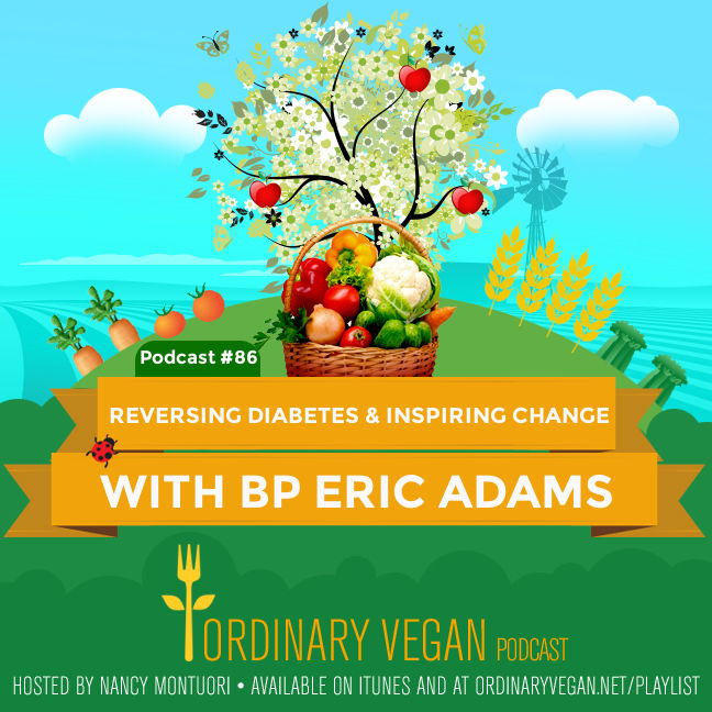 Eric Adams is in the running to be the next mayor of New York City and he is using his platform to spark real change and spread the plant-based message. (#vegan) ordinaryvegan.net