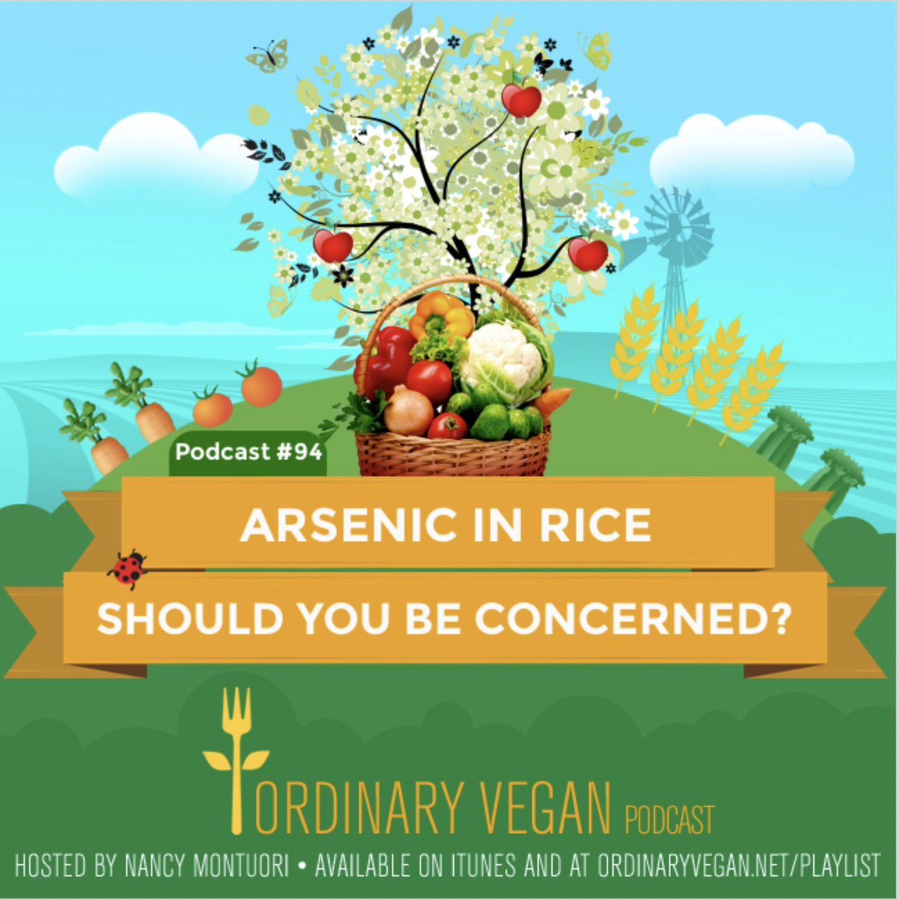 Podcast #94: Arsenic In Rice – Should You Be Concerned""